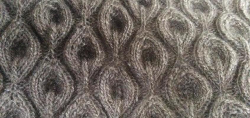 Musk ox shawl