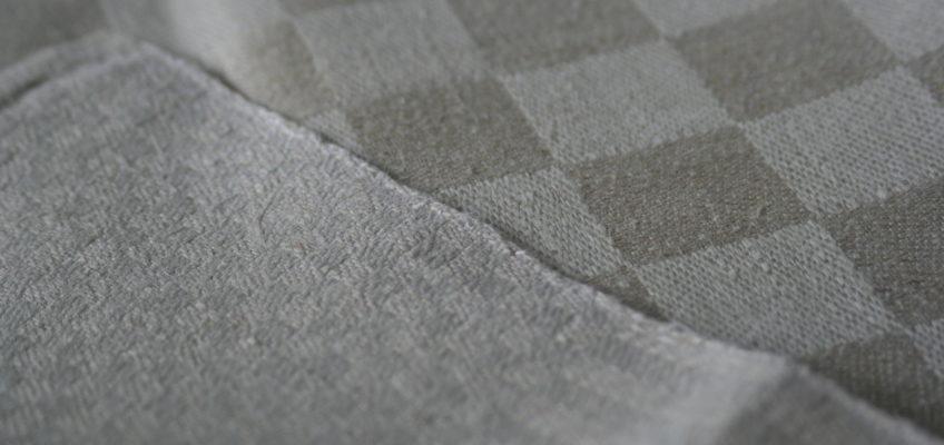 handmade Swedish vintage tablecloth