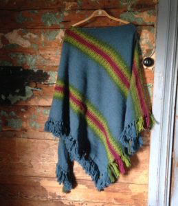 My dearest Karin, a shawl from Scandinavian Knit
