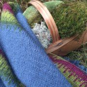 My Dearest Karin - a shawl pattern from Scandinavian Knit.